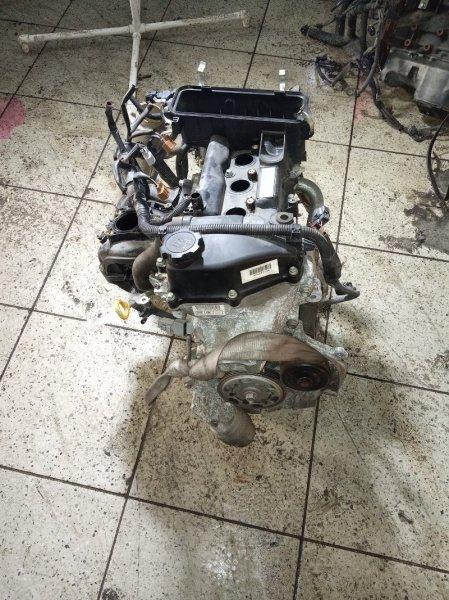 Двигатель Daihatsu Boon M310S 1KR-FE
