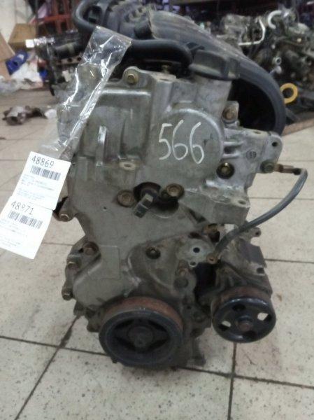 Двигатель Nissan Tiida JC11 MR18DE