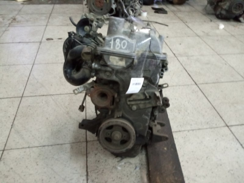 Двигатель Daihatsu Yrv M201G K3-VE