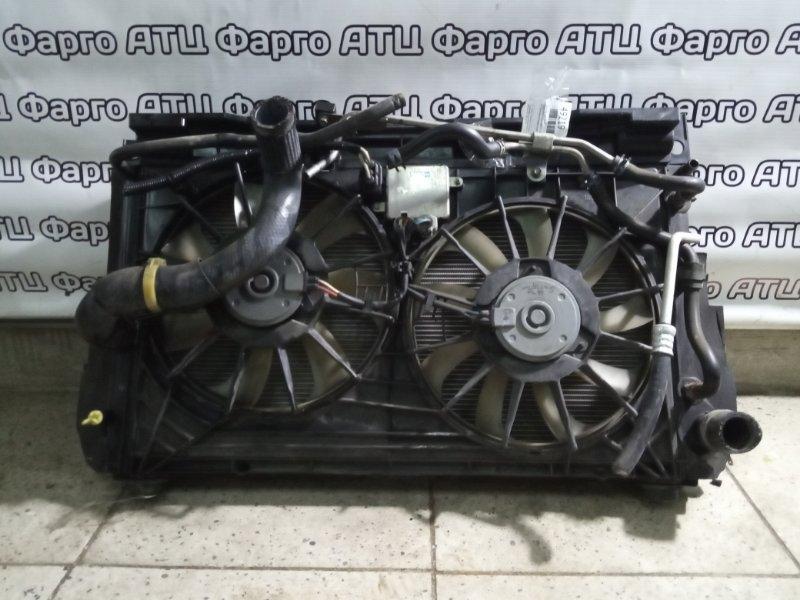 Радиатор двигателя Toyota Mark X Zio GGA10 2GR-FE
