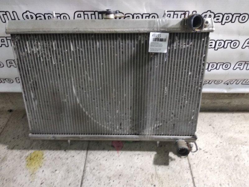 Радиатор двигателя Nissan Skyline ECR33 RB25DE