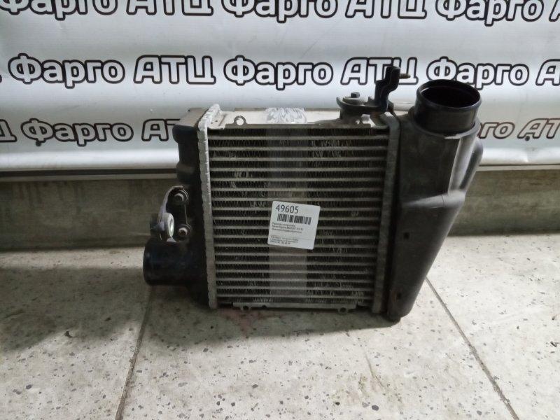 Радиатор интеркулера Nissan Skyline ECR33 RB25DET