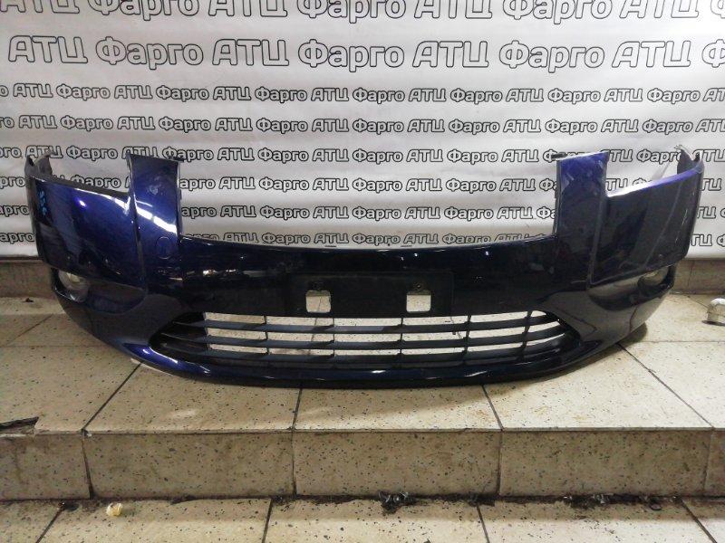 Бампер Toyota Mark X Zio GGA10 2GR-FE передний