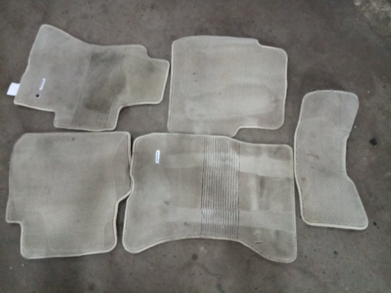 Коврик Subaru Legacy Outback BP9 EJ25