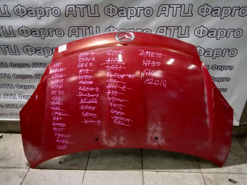 Капот Mazda Verisa DC5W ZY-VE