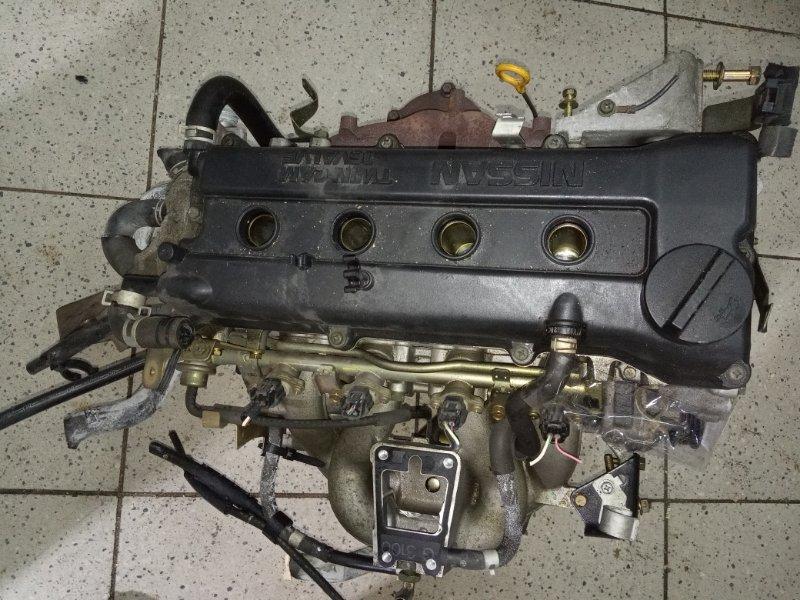 Двигатель Nissan March K11 CG10DE