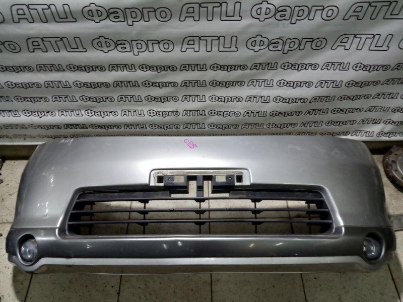 Бампер Nissan Serena C25 MR20DE передний