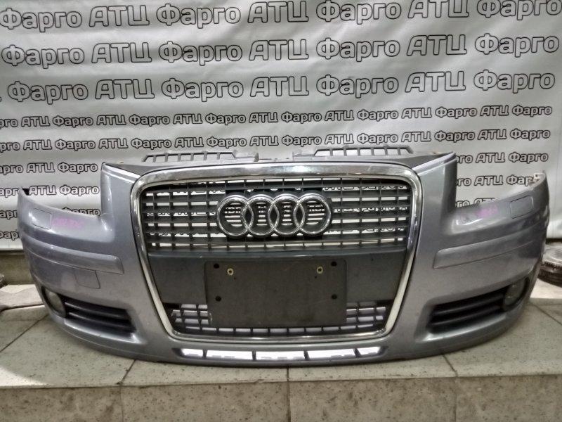 Бампер Audi A3 GH--8PAXW AXW передний