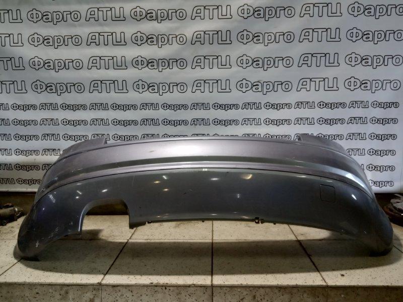 Бампер Audi A3 GH--8PAXW AXW задний