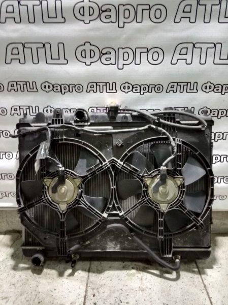 Радиатор двигателя Nissan Presage TU30 QR25DE