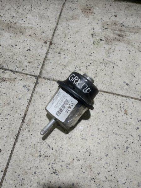 Подушка двигателя Toyota Mark X GRX120 4GR-FSE