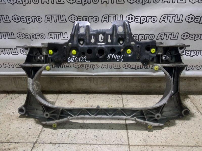 Балка поперечная Toyota Crown GRS182 3GR-FSE передняя