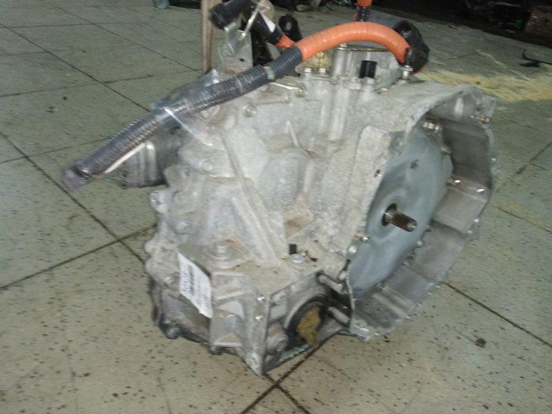 Акпп Toyota Prius ZVW30 2ZR-FXE