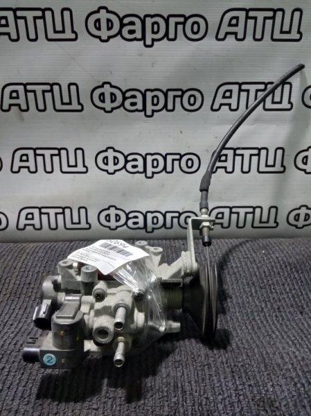 Заслонка дроссельная Toyota Bb QNC20 K3-VE