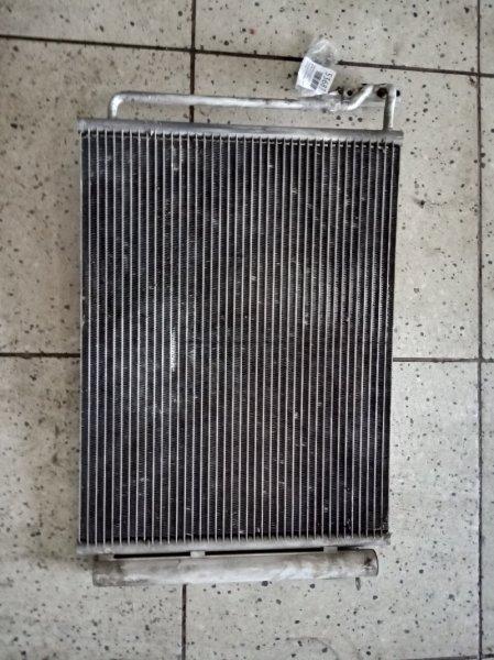 Радиатор кондиционера Bmw X5 E53 N62B44 передний