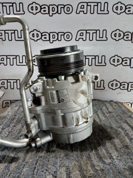 Компрессор кондиционера Bmw X5 E53 N62B44
