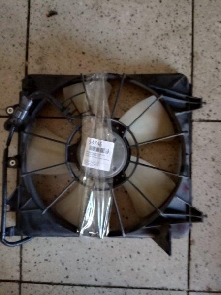 Вентилятор радиатора двигателя Honda Stream RN6 R18A