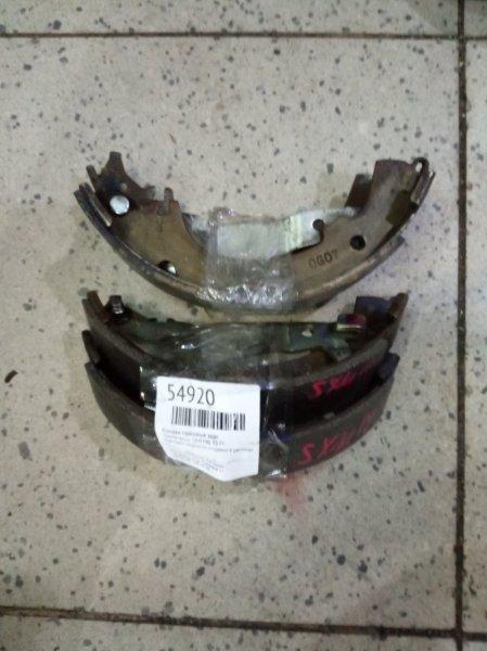 Колодки тормозные Toyota Ipsum SXM10G 3S-FE задние