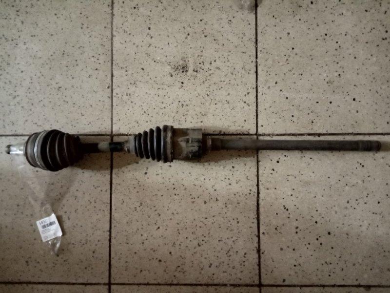 Привод Bmw X5 E53 N62B44 передний правый