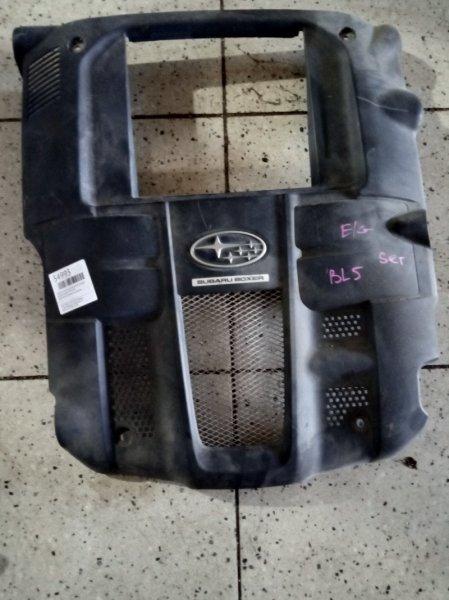 Крышка на двигатель декоративная Subaru Legacy BP9 EJ25