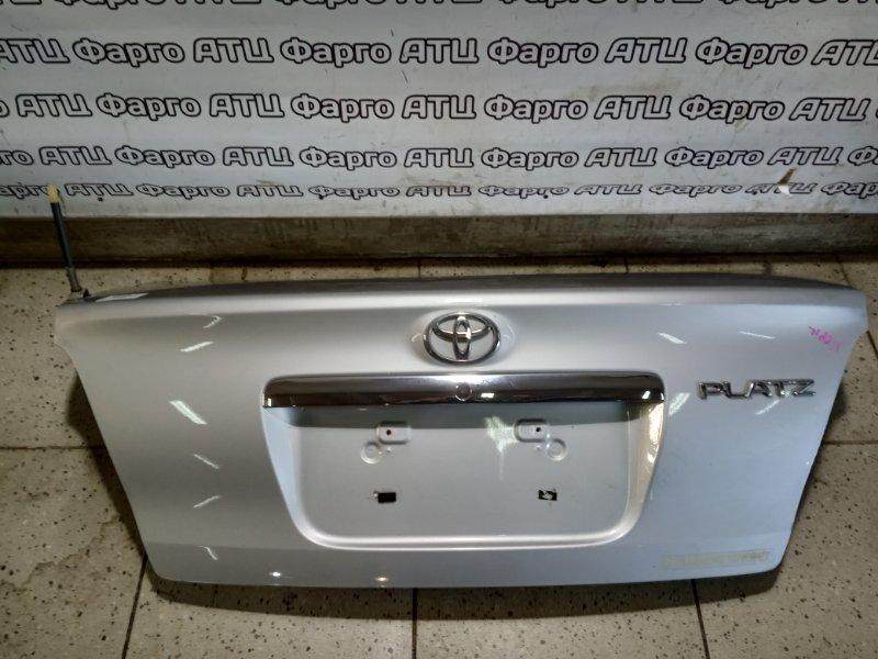 Крышка багажника Toyota Platz NCP12 1NZ-FE задняя