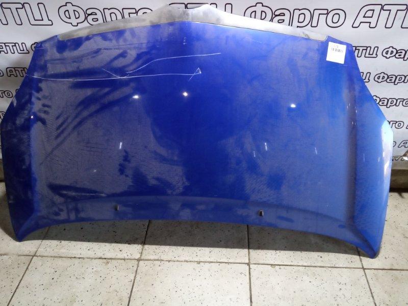 Капот Toyota Corolla Spacio NZE121N 1NZ-FE