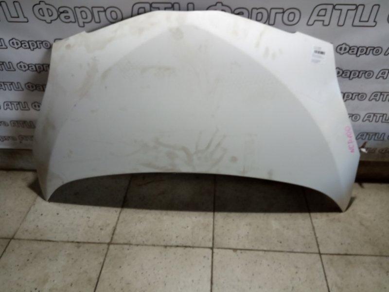 Капот Toyota Ractis NCP100 1NZ-FE