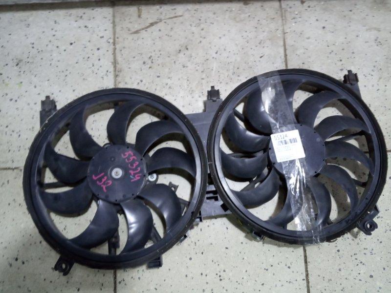 Вентилятор радиатора двигателя Nissan Teana J32 QR25DE