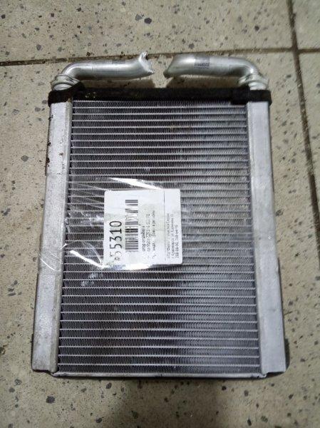 Радиатор отопителя Toyota Voltz ZZE136 1ZZ-FE