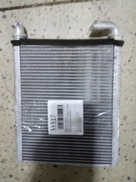 Радиатор отопителя Toyota Corolla Rumion NZE151N 1NZ-FE
