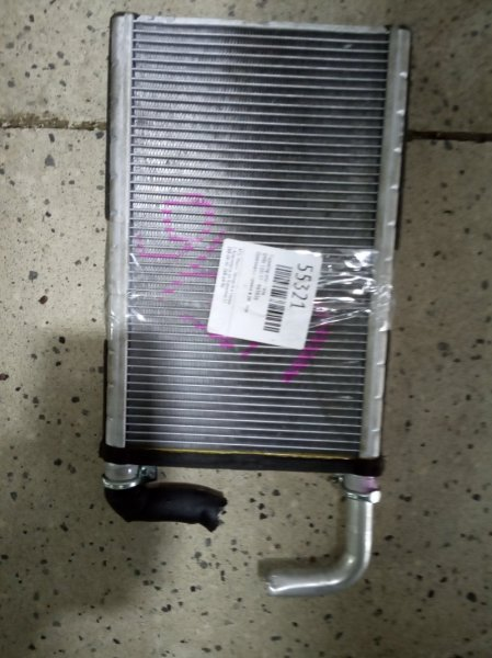 Радиатор отопителя Bmw 116I E87 N45B16A