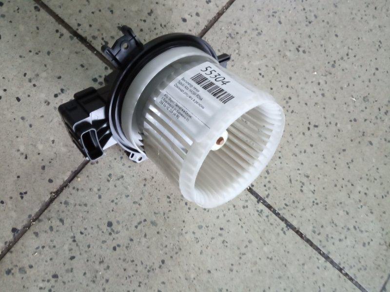 Вентилятор печки Suzuki Alto HA36V R06A