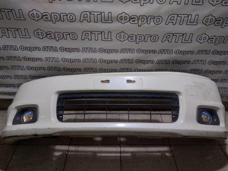 Бампер Honda Stepwgn RF3 K20A передний