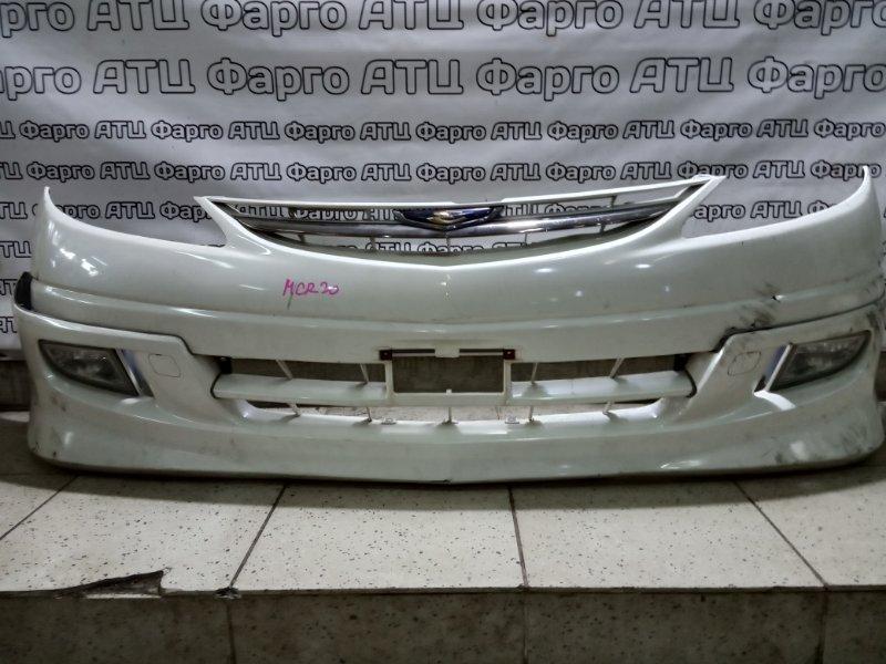 Бампер Toyota Estima MCR30W 1MZ-FE передний