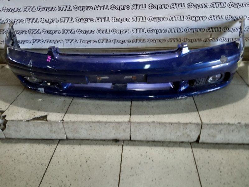 Бампер Subaru Legacy BE5 EJ20 передний