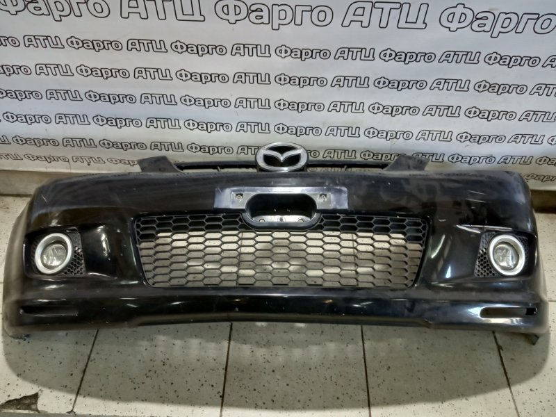 Бампер Mazda Demio DY3W ZJ-VE передний