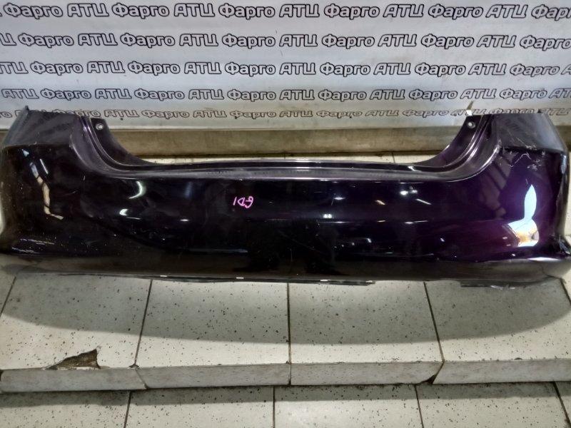 Бампер Honda Fit GD1 L13A задний
