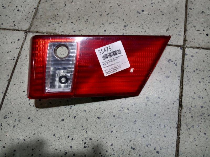 Фонарь вставка багажника Toyota Sprinter AE110 5A-FE задний правый