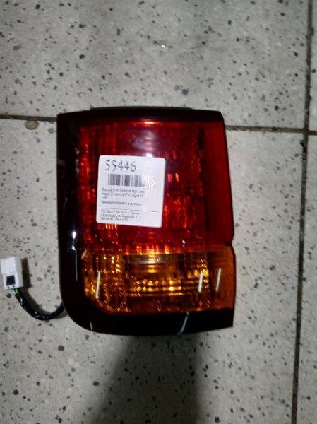 Фонарь стоп-сигнала Nissan Elgrand APE50 VQ35DE задний левый