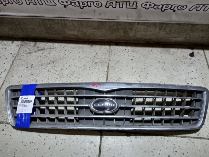 Решетка радиатора Nissan Cefiro A32 VQ20DE передняя