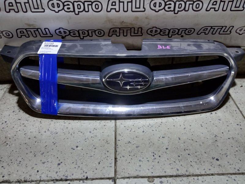 Решетка радиатора Subaru Legacy BL5 EJ20 передняя
