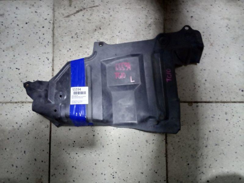 Защита двс Nissan Bluebird Sylphy TG10 QR20DD левая