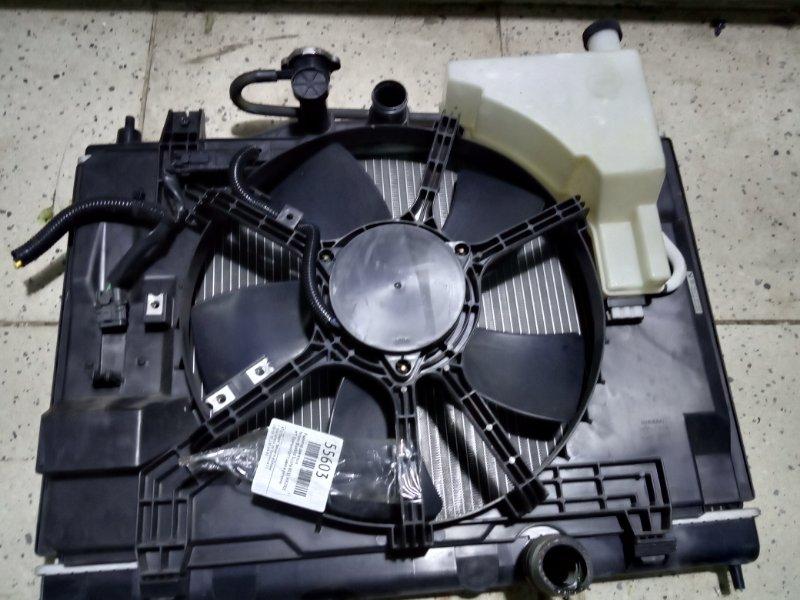 Радиатор двигателя Nissan Bluebird Sylphy KG11 MR20DE