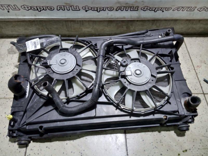 Радиатор двигателя Toyota Prius ZVW30 2ZR-FXE
