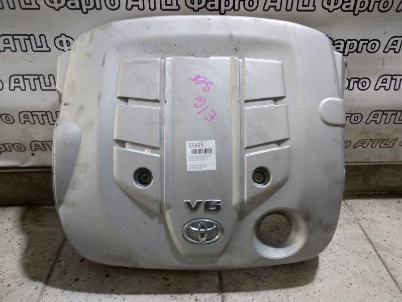 Крышка на двигатель декоративная Toyota Crown GRS182 3GR-FSE