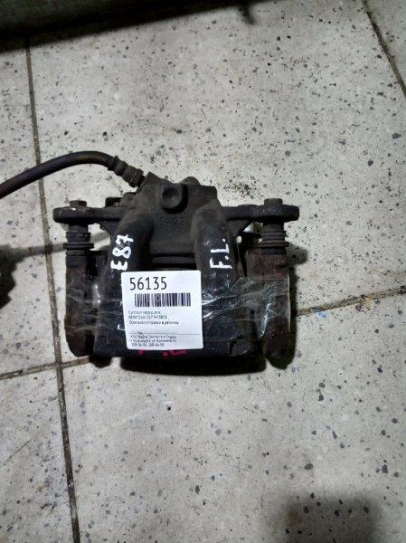 Суппорт Bmw 116I E87 N45B16A передний левый