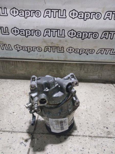 Компрессор кондиционера Toyota Vitz KSP130 1KR-FE