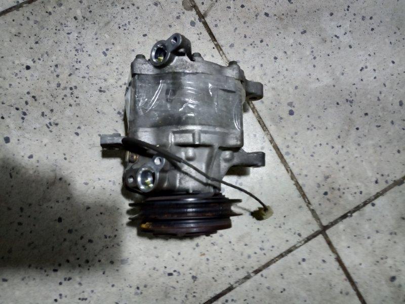 Компрессор кондиционера Toyota Duet M100A EJ-VE