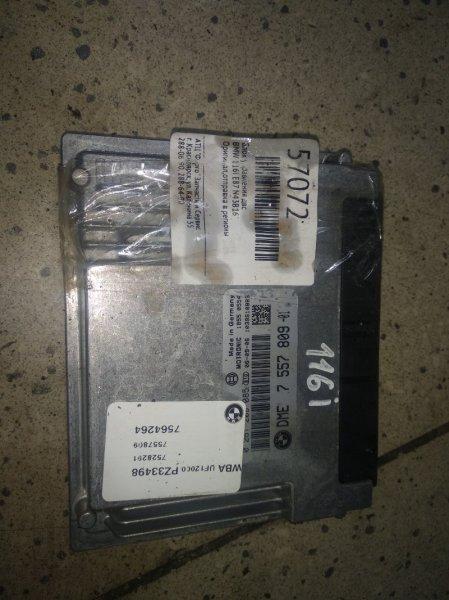 Блок управления двс Bmw 116I E87 N45B16A
