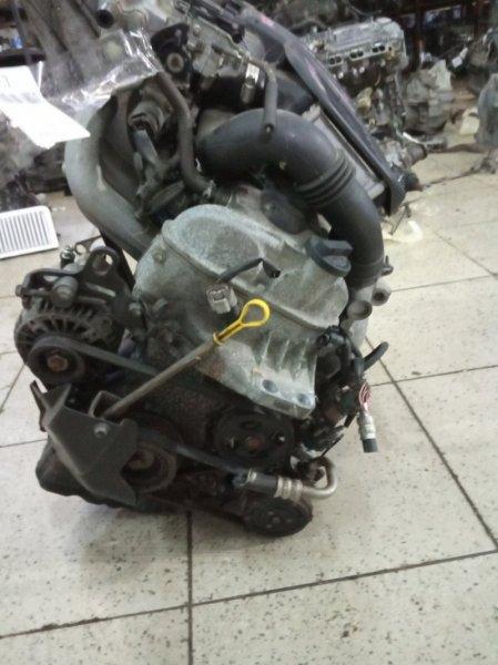 Двигатель Suzuki Wagon R MC22S K6A-T